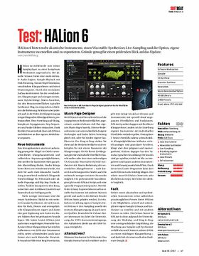 HALion 6
