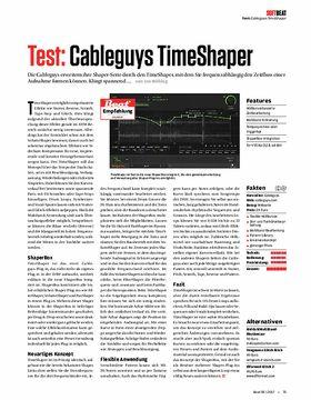 Cableguys TimeShaper
