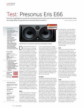 Presonus Eris E66