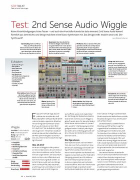 2nd Sense Audio Wiggle