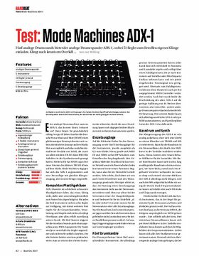 Mode Machines ADX-1
