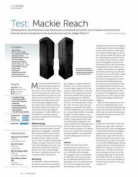 Mackie Reach