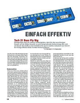 Tech21 FlyRig Bass