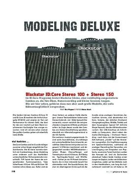 Blackstar ID:Core Stereo 100 + Stereo 150
