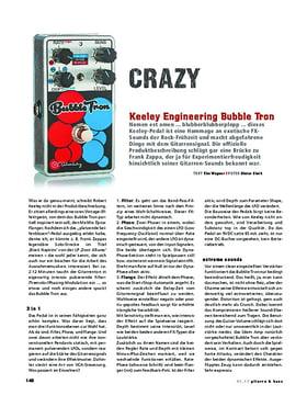 Keeley Engineering Bubble Tron