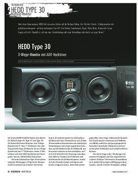 HEDD Type 30