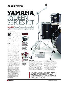 Yamaha Rydeen Series Kit