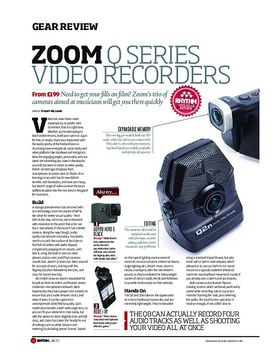Zoom Q Series Video Recorders