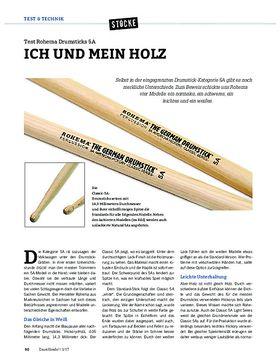 Rohema Drumsticks 5A
