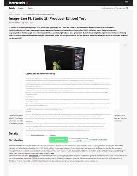 Image-Line FL Studio 12 (Producer Edition)
