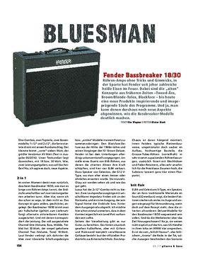 Fender Bassbreaker 18/30
