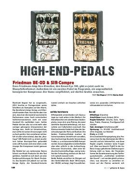 Friedman BE-OD + SIR-Compre