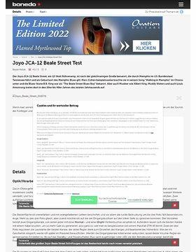Joyo JCA-12 Beale Street