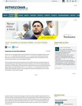 Denon DJ Engine Prime, DJ-Software
