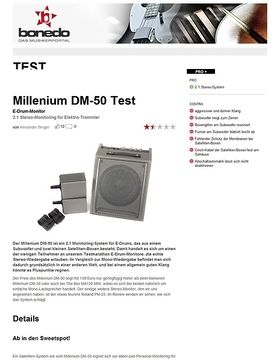 DM-50 Drum Monitor