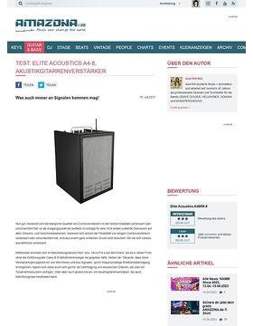 Elite Acoustics A4-8