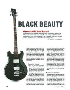 GPS Star Bass 4 CW HP