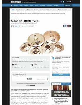 Sabian 2017 Effects