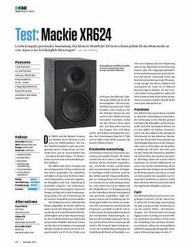 Mackie XR624