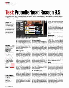 Propellerhead Reason 9.5