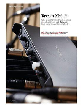 Tascam iXR