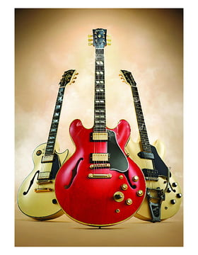 Freddie King 1960 ES-345