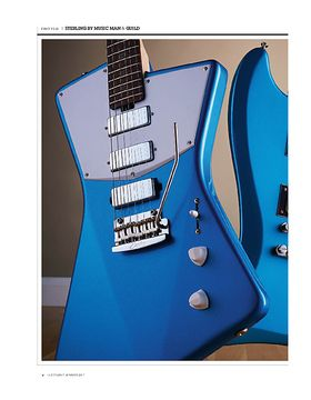 Guild T-Bird ST P90