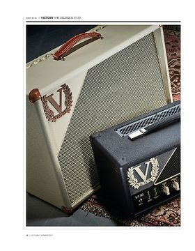 Victory V40 Deluxe 1x12 Combo