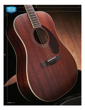 Fender PM-1 All-Mahogany NE