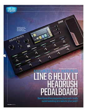 Helix LT Guitar Processor