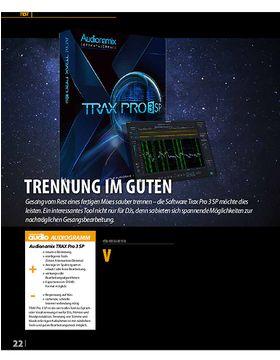 Audionamix Trax Pro
