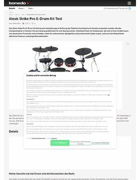 Alesis Strike Pro E-Drum Kit