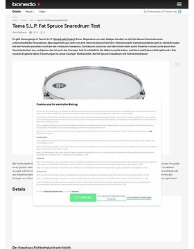 LSP146 Sound Lab Snare