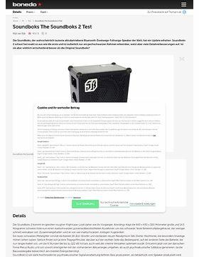 Soundboks The Soundboks 2