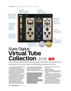 Slate Digital Virtual Tube Collection