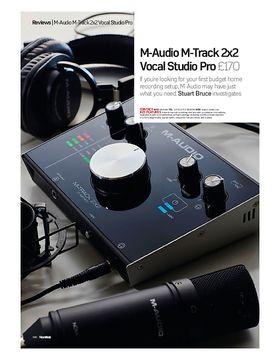M-Audio M-Track 2x2c