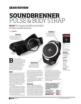 SoundBrenner Pulse&Body Strap