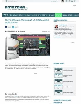 Presonus Studio One 3.5