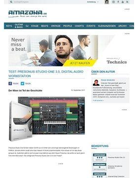 Presonus Studio One 3.5