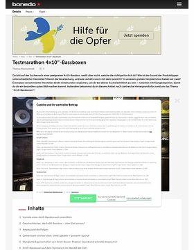 Testmarathon 4x10