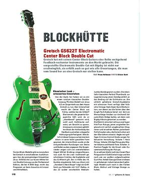 Gretsch G5622T Electromatic Center Block Double-Cut