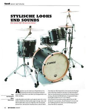 Sonor SQ1 Drums