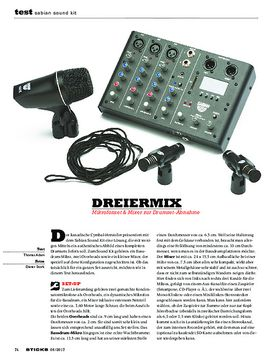 Sabian Sound Kit