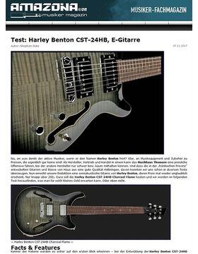 Harley Benton CST-24HB