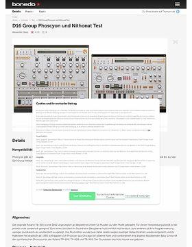 D16 Group Phoscyon und Nithonat