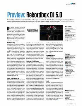 Rekordbox DJ 5.0