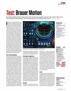 Brauer Motion