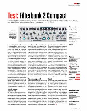 Filterbank 2 Compact