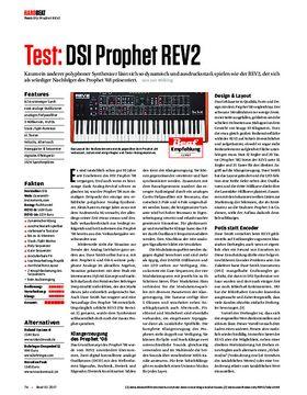 DSI Prophet REV2