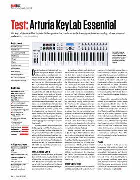 Arturia Keylab Essential 49, 61
